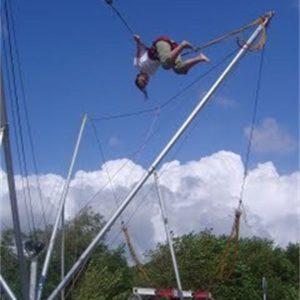 trampoline élastiques